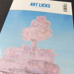 Art Licks Magazine
