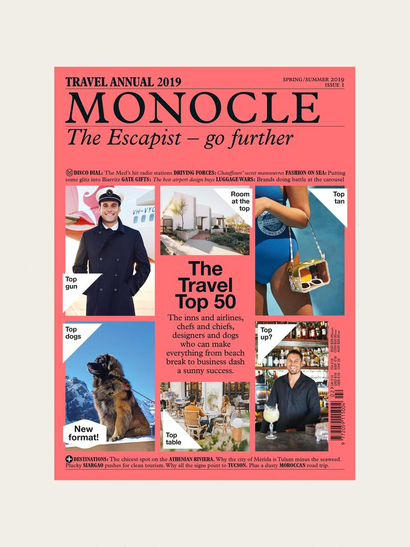 Monocle-Escapist | Buy New Arrival, Other Interests magazine | Order at  charlottestreetnews co uk