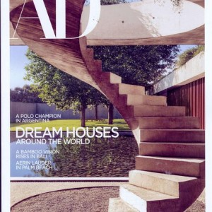 Architectural Digest Magazine Issue MAY 17