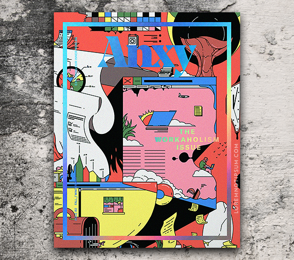 loremnotipsum_anxy-magazine_issue2_cover