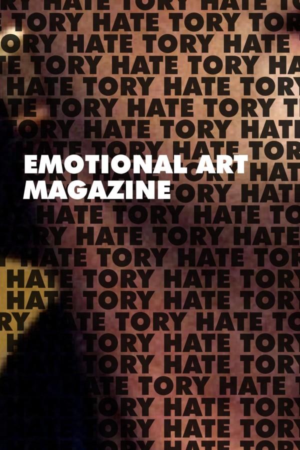 EmotionalArtMag_ToryHate_Cover