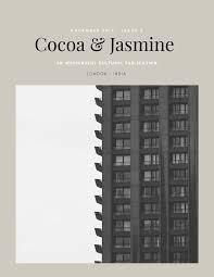cocoa and jasmine